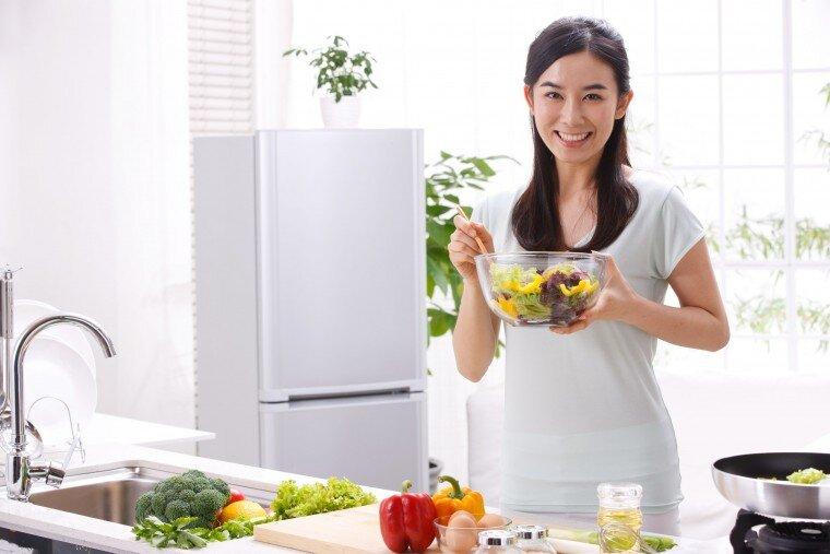 Tủ lạnh Sharp SJ-S240E làm lạnh đa chiều