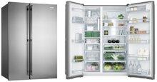 Tủ lạnh side by side dung tích lớn 2 cánh, 3 cánh thương hiệu Electrolux bao nhiêu tiền Tết 2019?