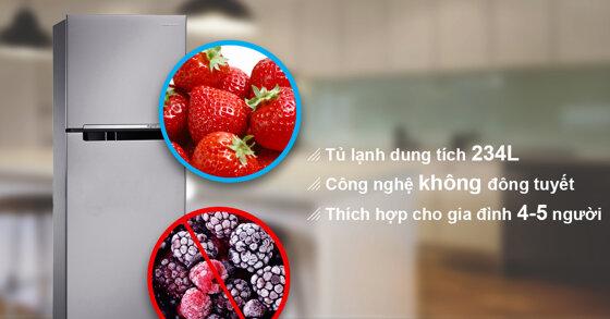 Tủ lạnh side by side Samsung có tốt không? Nên mua loại nào