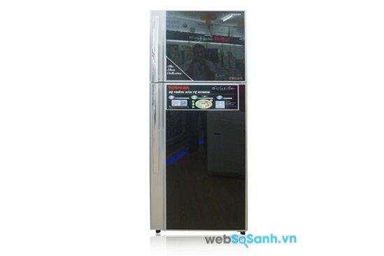 Tủ lạnh Toshiba RG41FVPD làm đá tự động