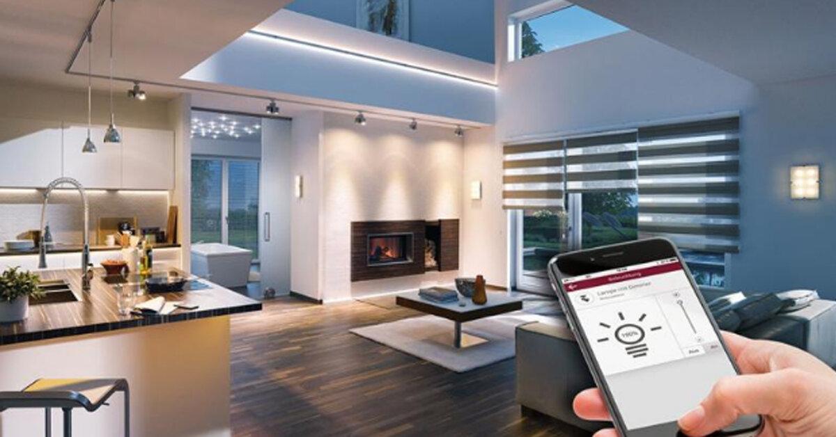 Tự tay biến ngôi nhà của bạn thành ngôi nhà thông minh dễ dàng với Abaro.vn