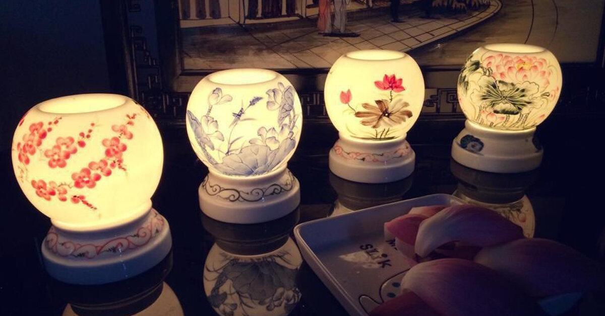 Tư vấn bạn cách sử dụng đèn ngủ xông tinh dầu hiệu quả và an toàn nhất