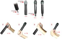 Tư vấn cách cầm microphone hát karaoke hiệu quả