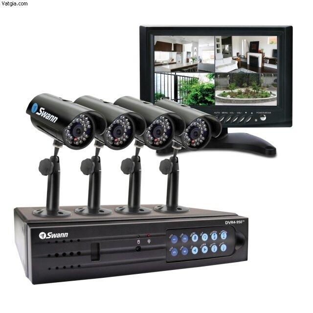 Tư vấn cách lựa chọn đầu ghi hình (DVR) phù hợp
