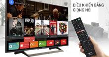 Tư vấn chọn mua smart tivi Sony 55 inch có thiết kế màn hình và công nghệ hình ảnh hiện đại nhất