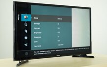Tư vấn mua TV LED Samsung 2018 dưới 8 triệu để giải trí
