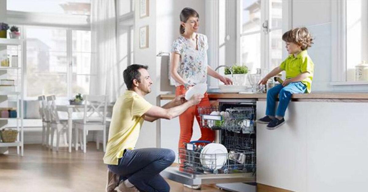 [Tư vấn] Nên mua máy rửa bát loại nào tốt giá rẻ nhất 2018 ?