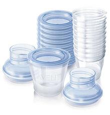 Tư vấn sử dụng đúng cách bộ cốc trữ sữa Philips AVENT SCF612/10