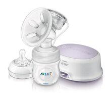 Tư vấn sử dụng máy hút sữa điện đơn Philips AVENT SCF332/01
