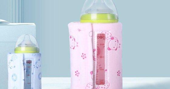 Túi ủ bình sữa cho bé – Vật dụng hữu ích cho các chuyến đi của bé