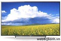 TV HD LED  60 inch: Chọn Sony KDL60W850B  hay Sharp LC-60SQ15U?