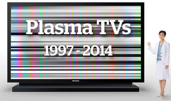 """TV Plasma đứng trước nguy cơ """"tuyệt chủng"""" vĩnh viễn"""