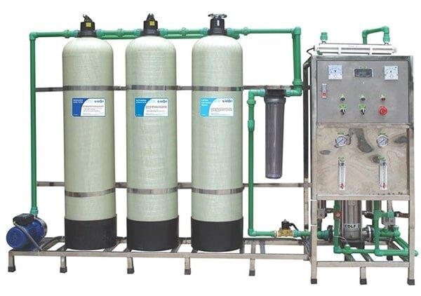 Máy lọc nước công nghiệp Dahuka