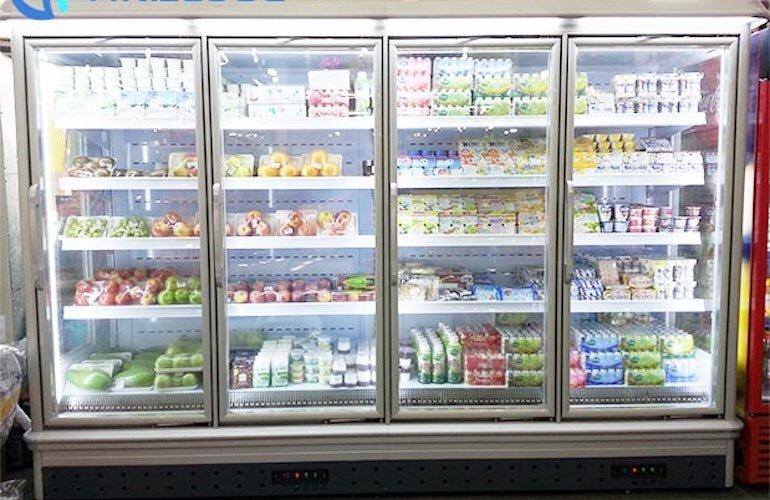 Tủ mát siêu thị là gì?
