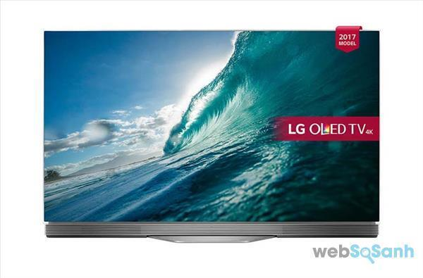 Tivi 4K OLED LG E7