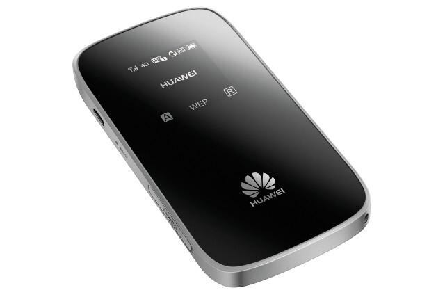 thiết kế bộ phát wifi huawei e589