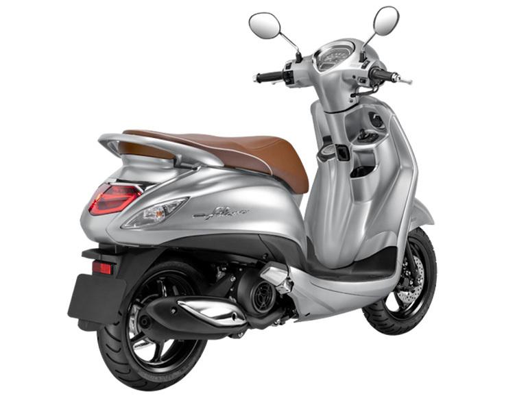 xe máy yamaha grande hybrid