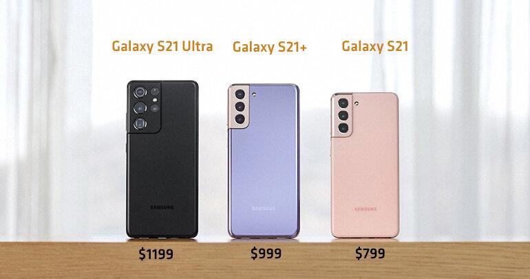 giá bán galaxy s21 ultra