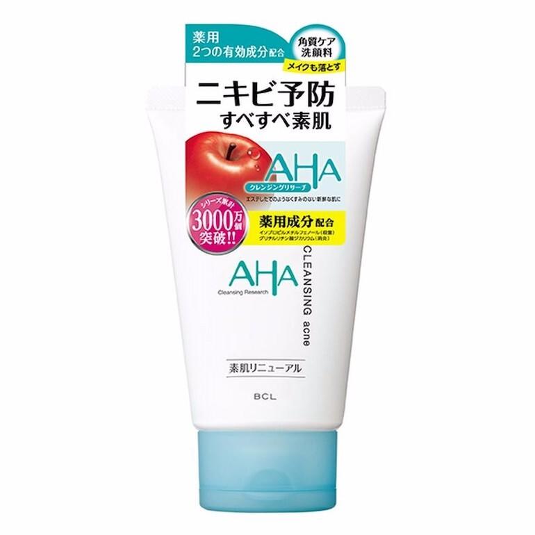 AHA Wash CleansingAcne dành cho da mụn