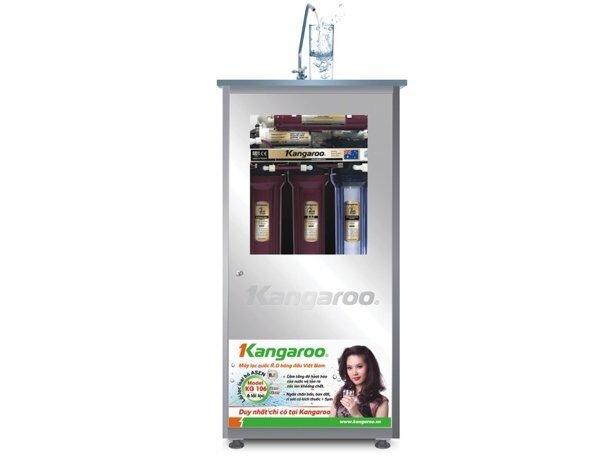 Máy lọc nước Kangaroo KG106 (KG-106) - 6 lõi, nhiễm từ