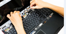Nguyên nhân bàn phím laptop Asus không gõ được và cách khắc phục