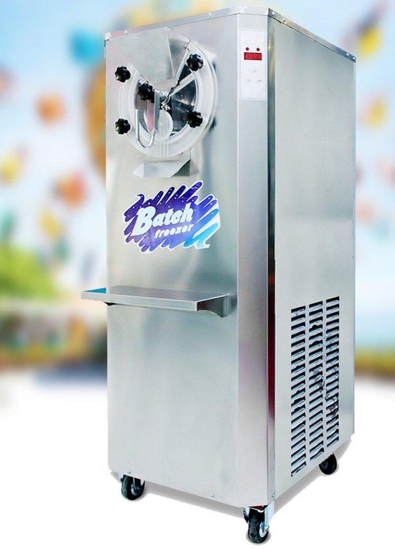 Máy làm kem cứng công nghiệp Jingling BQY 118