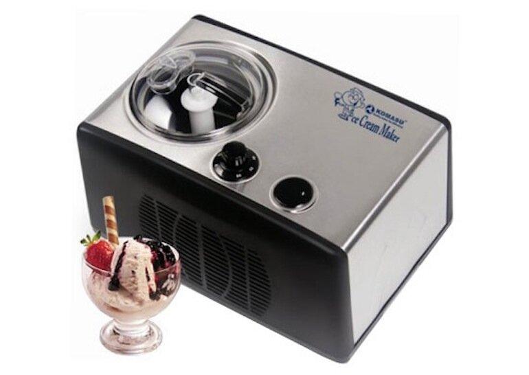 Những lưu ý khi sử dụng máy làm kem Komasu bạn nên biết