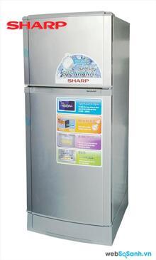 So sánh tủ lạnh Sharp và tủ lạnh Sanyo