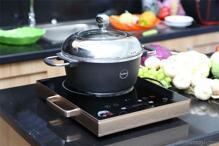 Những lỗi thường gặp của bếp hồng ngoại và cách khắc phục