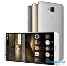 Đánh giá smartphone màn hình lớn  Huawei Ascend Mate 7