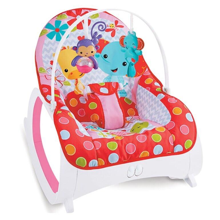 Nguyên lý hoạt động của ghế rung nhún cho bé