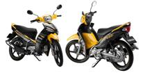 So sánh sự khác biệt giữa xe máy Yamaha Sirius Fi và phiên bản RC
