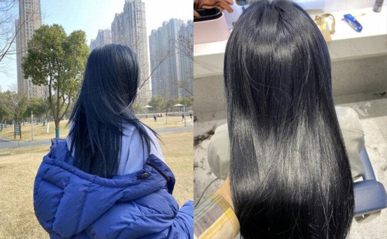 Màu nhuộm tóc