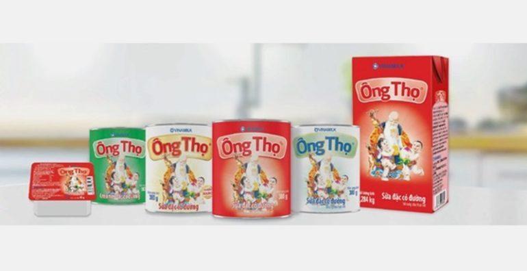 Có mấy loại sữa đặc Ông Thọ trên thị trường ?