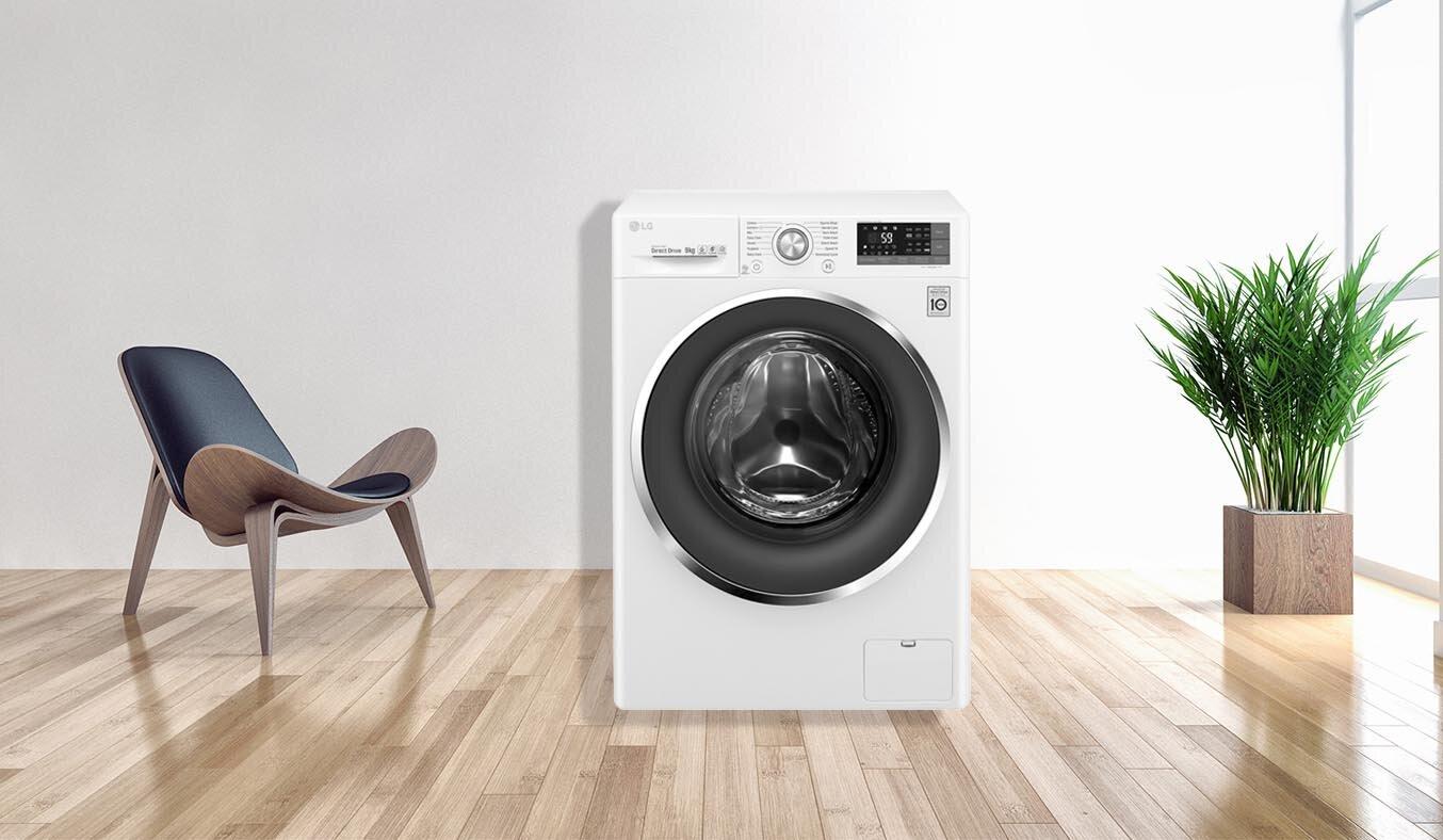 Sử dụng máy giặt LG FC1409S3W đúng cách sẽ giúp máy được bền lâu và hoạt động tốt nhất
