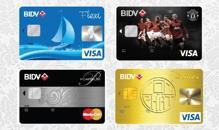 Thẻ tín dụng ngân hàng BIDV và những điều cần biết