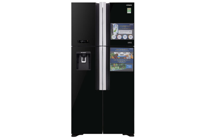Tủ lạnh Inverter Hitachi FW690PGV7X