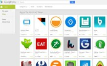 Ứng dụng cho Android Wear đã có sẵn trên Google Play
