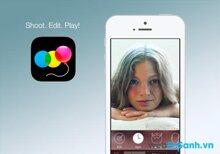 Ứng dụng chụp ảnh độc đáo Lensical cho điện thoại