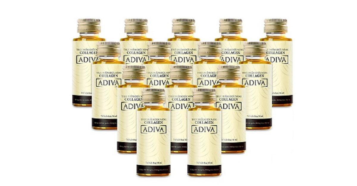 Uống Adiva có tốt không ? Uống Adiva có tác dụng gì ? Uống bao lâu thì ngưng ?