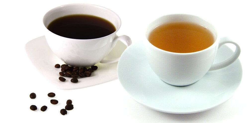 Uống trà hay uống cà phê tốt hơn?