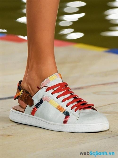 Update ngay 5 kiểu giày dưới đây cho mùa hè thêm sành điệu