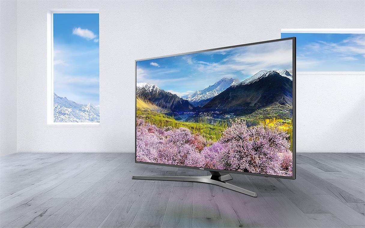 Smart TV của Samsung chưa bao giờ làm người dùng phải thất vọng