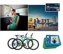 Ưu đãi mở thẻ tín dụng ngân hàng Standard Chartered tặng xe đạp