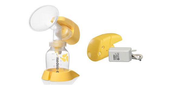 Ưu điểm của máy hút sữa Medela Mini Electric nhỏ gọn như máy hút sữa cầm tay