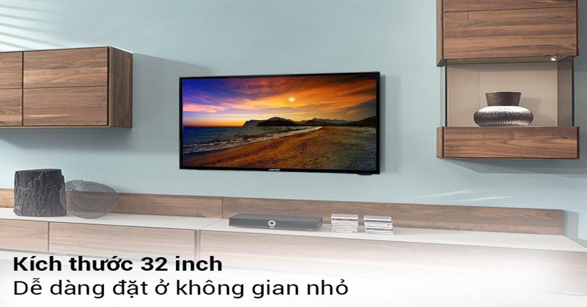 Ưu điểm nổi bật của các dòng tivi Asanzo 32 inch giá rẻ