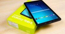 Ưu điểm và những mặt còn hạn chế của Samsung Galaxy Tab E