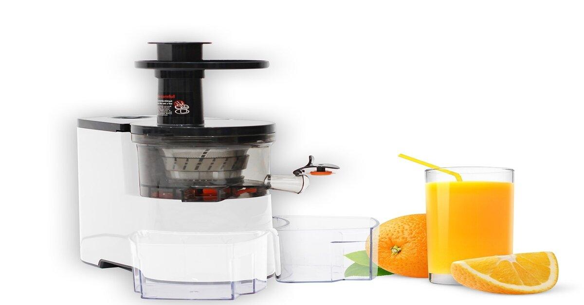 Ưu điểm và nhược điểm của 3 mẫu máy ép trái cây tốc độ chậm phổ biến nhất