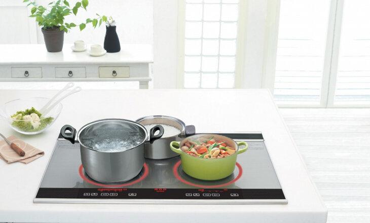 Ưu điểm vượt trội của bếp từ Nhật Panasonic