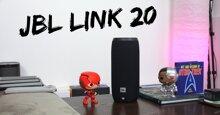 Ưu nhược điểm của chiếc loa nghe nhạc di động JBL Link 20